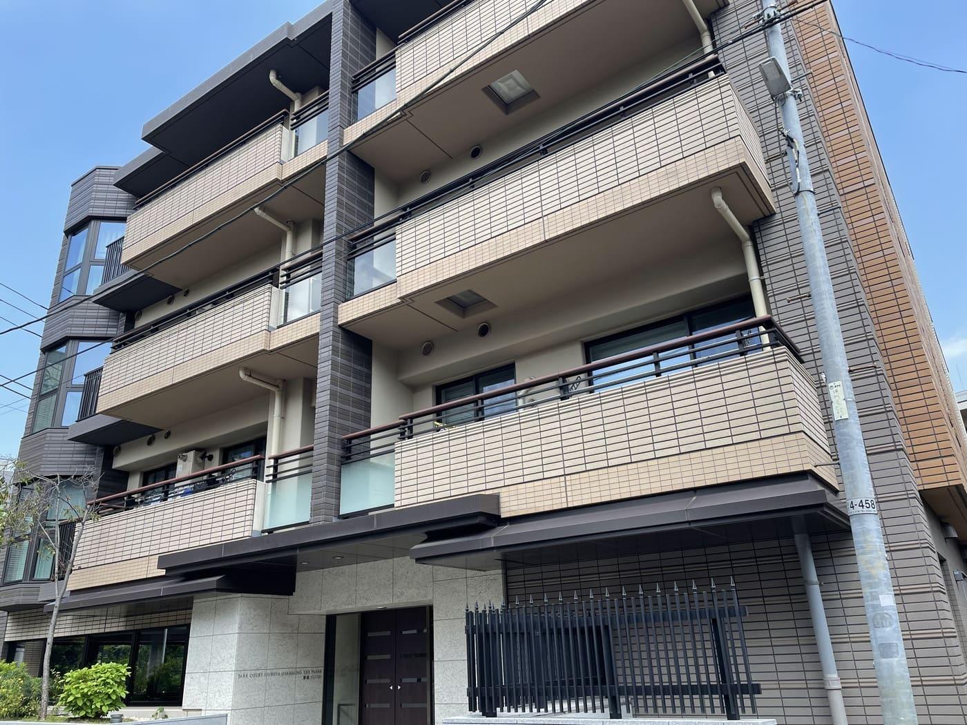 パークコート渋谷大山町ザプラネ翠邸