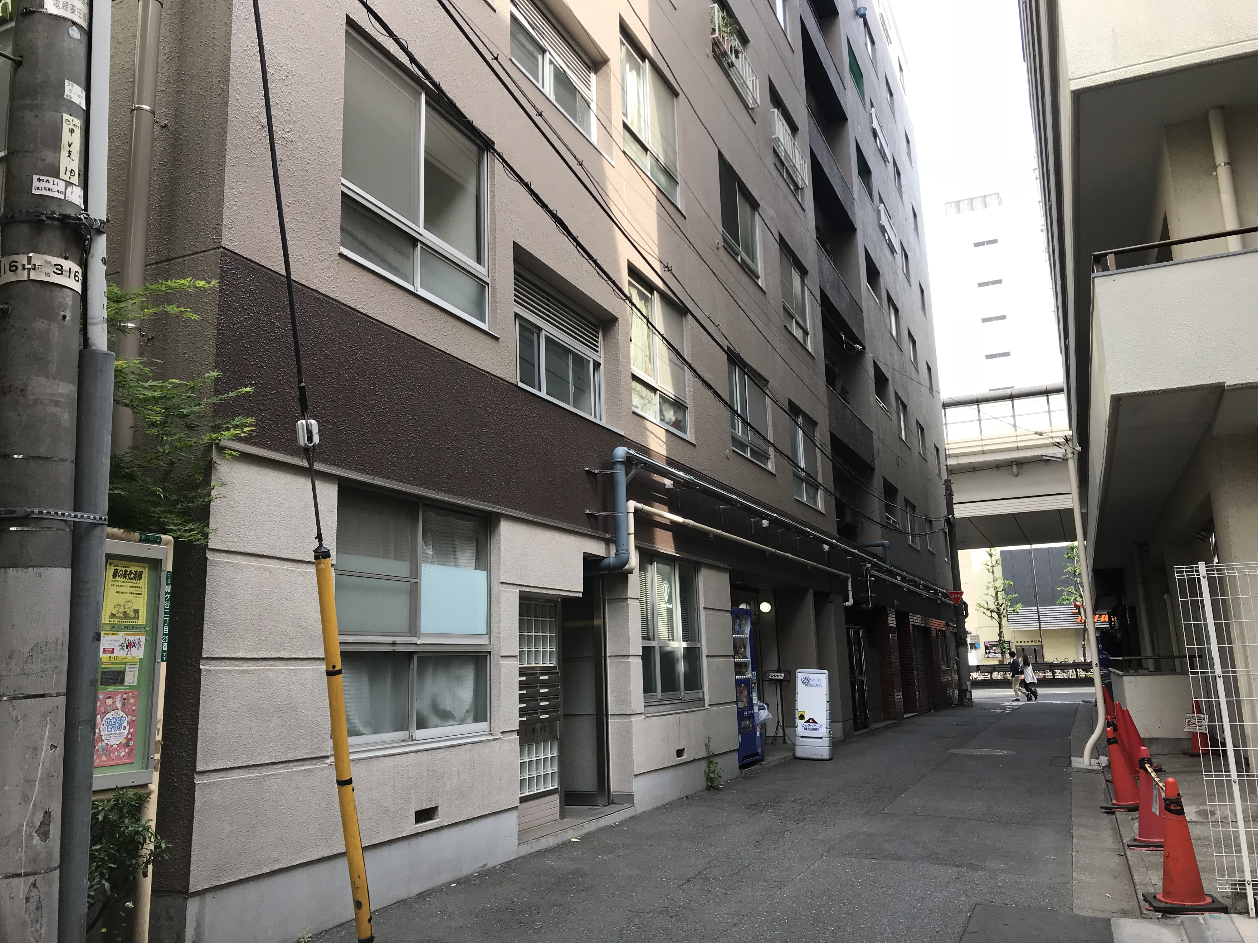 シャトレ―幡ヶ谷第2